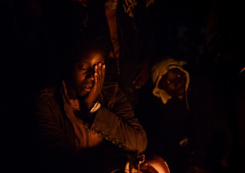 Accede a la galería de imágenes para descubrir la situación en la que Amina y otros muchos subsaharianos subsisten en el monte Gurugú pulsando sobre la imagen © Pedro ARMESTRE