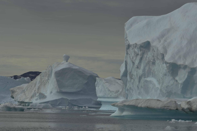 La expedición ha evidenciado los efectos del cambio climático en el fiordo de Ikasartivaq, Groenlandia.