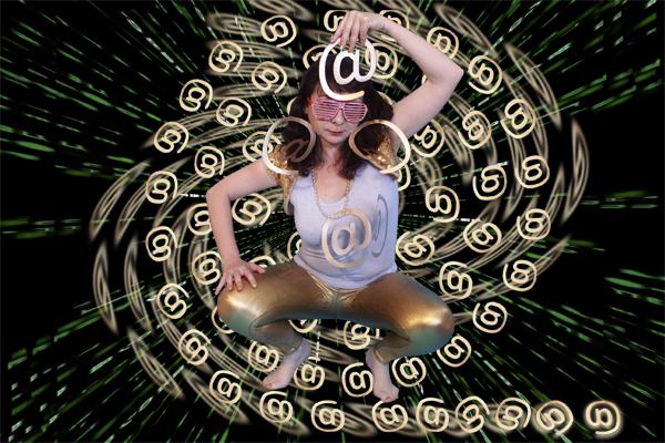 La diosa Arroba 2