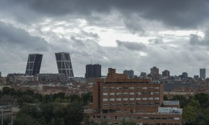 SPAIN-HEALTH-WAFRICA-EBOLA