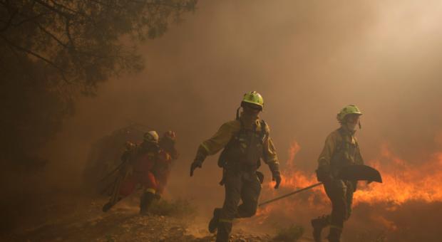 SPAIN-FOREST FIRE- CASTROCONTRIGO-01