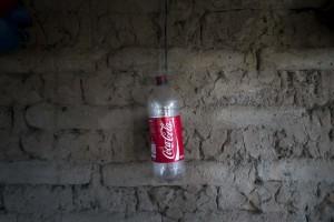 Para producir un litro de Coca Cola se gastan 2, 5 litros de agua. Conoce más pulsando sobre la imagen. © Pedro ARMESTRE