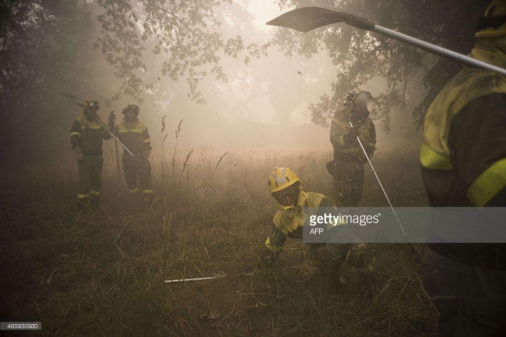 Incendio Cualedro