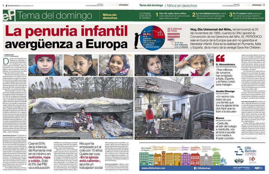 Pulsa sobre la imagen para ver el reportaje publicado en El Periódico de Cataluña.
